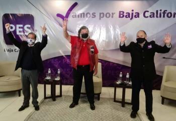 Participará Jorge Hank Rhon como candidato a la gubernatura de Baja California