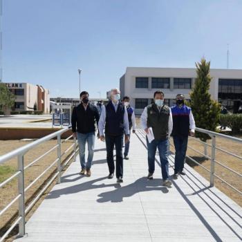 Entregan infraestructura y equipamiento a Tecnológico de Jocotitlán, Edomex