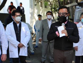 Alcaldía Miguel Hidalgo busca adquirir vacunas contra el COVID-19