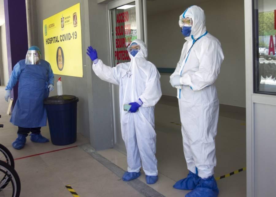 Nuevo León abrirá hospital móvil para atender pacientes con COVID-19