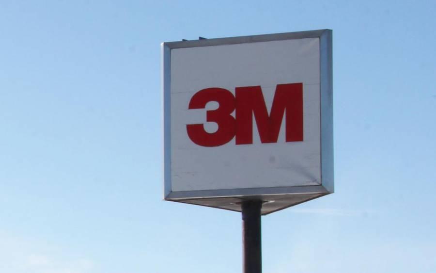 Crece 43% utilidad neta de 3M y sus mascarillas N95