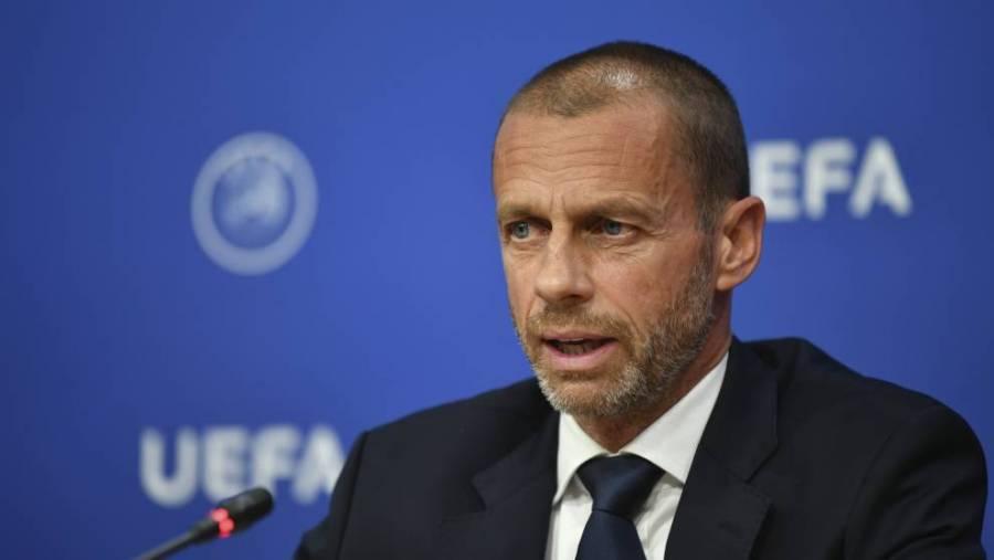 UEFA se compromete a celebrar la Eurocopa en 12 ciudades