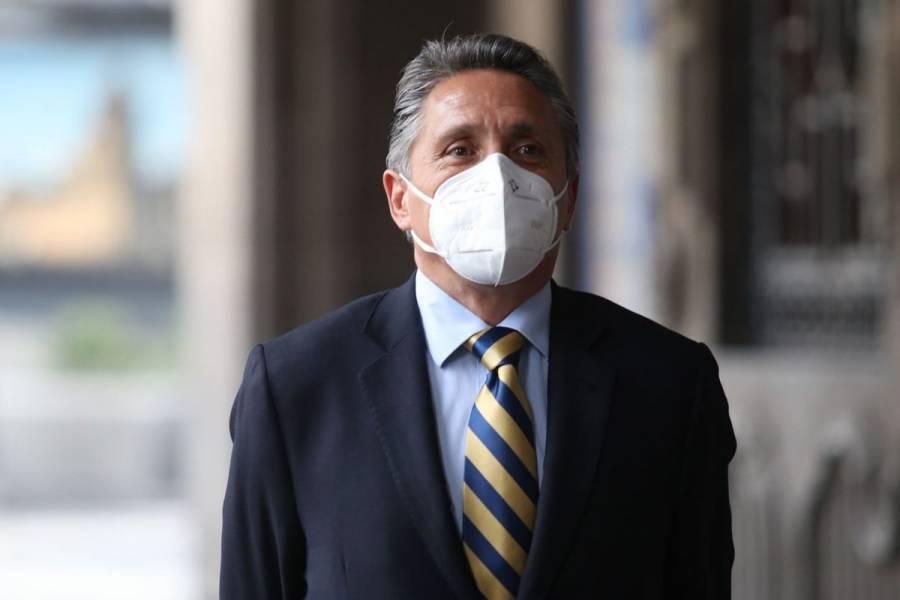 Manuel Negrete, alcalde de Coyoacán, declina candidatura a diputación por Morena
