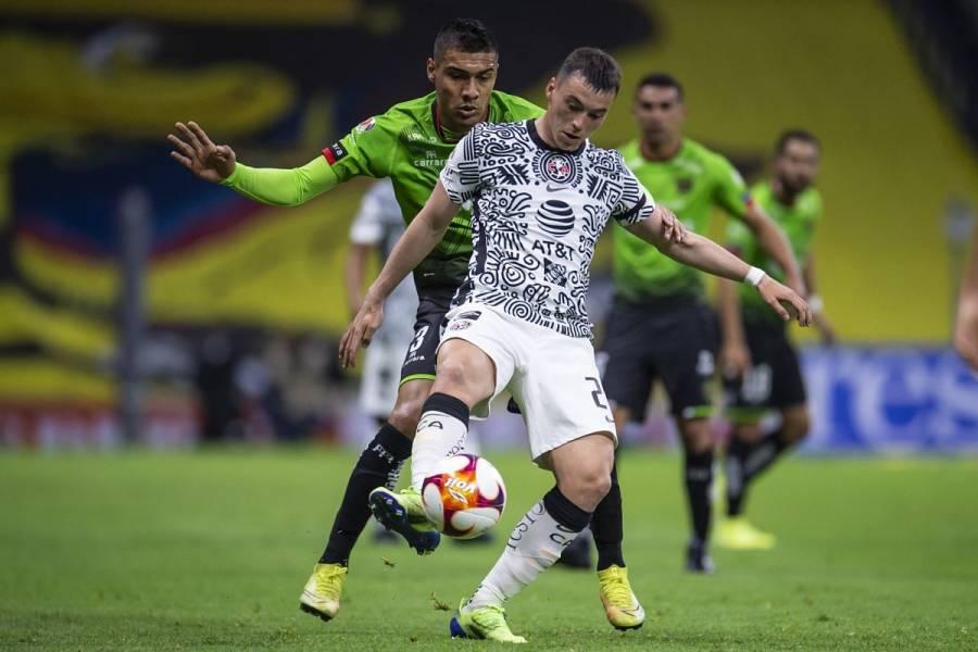 América vence por primera vez a Bravos de Juárez en Liga Mx