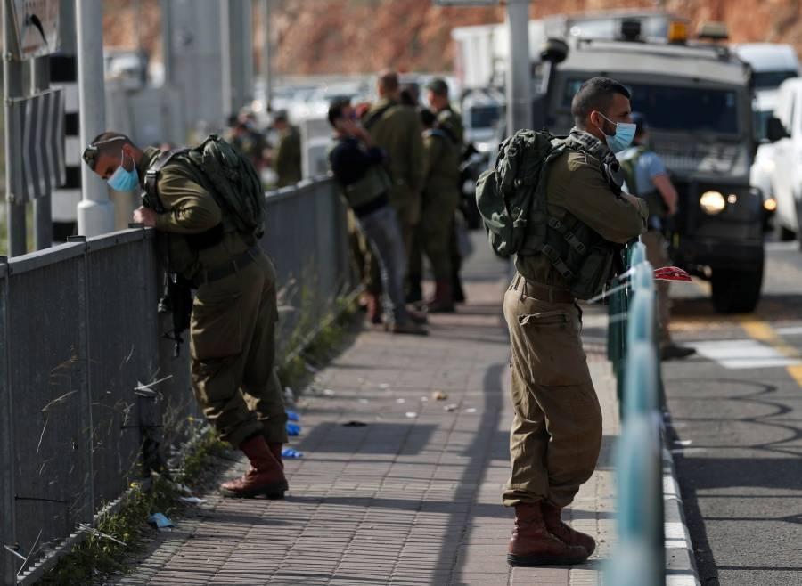 Israel cierra cruces terrestres para evitar contagios de COVID-19