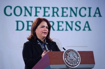 México, en etapa de contención en feminicidios, dice titular de Conavim