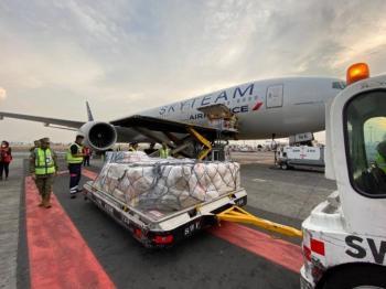 Vacunas alemanas de CureVac, llegan a México, reporta Ebrard