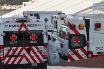 Pandemia evidenció la crisis de ambulancias en la cdmx