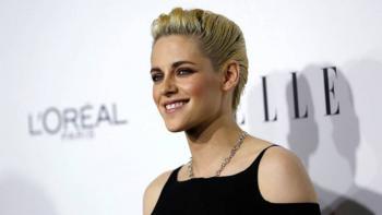 """Revelan la primera foto de Kristen Stewart como Lady Di en """"Spencer"""""""