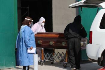 COVID-19, segunda causa de muerte de enero a agosto de 2020: Inegi