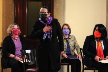 Con 5 acciones inmediatas, SSPC busca abatir violencia contra las mujeres