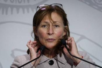 Gobierno y empresarios, sin prisa en revisión de reforma sobre outsourcing: Tatiana Clouthier
