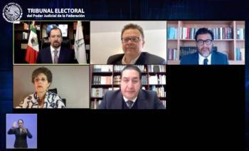 Confirma TEPF validez de coalición parcial Va por México