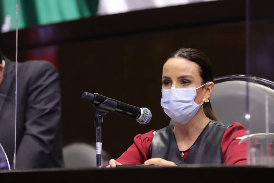 Debe Congreso de Puebla considerar criterios de la SCJN en discusión de dictámenes: Nancy de la Sierra