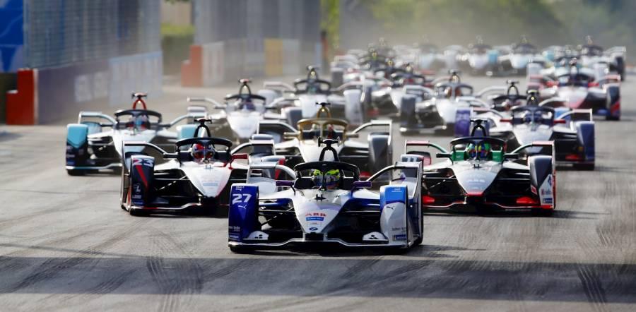 Fórmula E cancela carrera en París por restricciones coronavirus