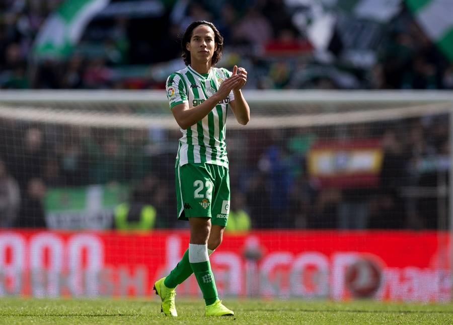 Diego Lainez, da positivo a COVID-19