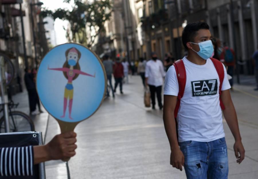 México reporta 1 millón 825 mil 519 casos de COVID-19 y 155 mil 145 fallecidos