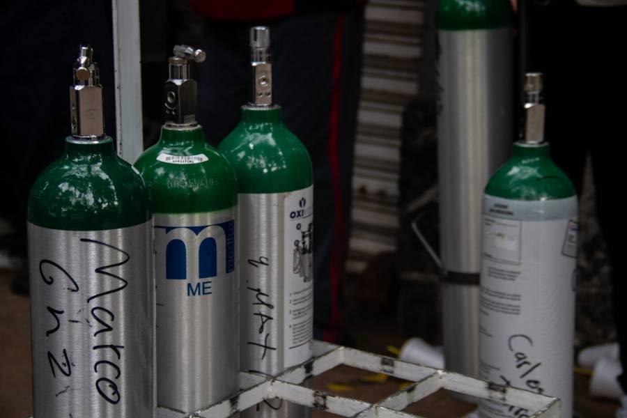 SSPC, PROFECO y empresas proveedoras de oxigeno instalan mesa permanente