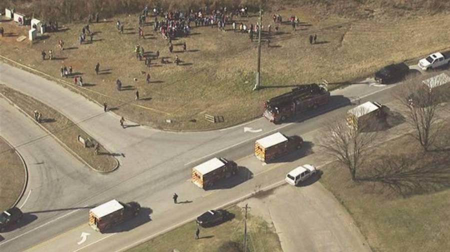 Un saldo de 6 personas muertas dejó fuga de nitrógeno en planta procesadora de Georgia