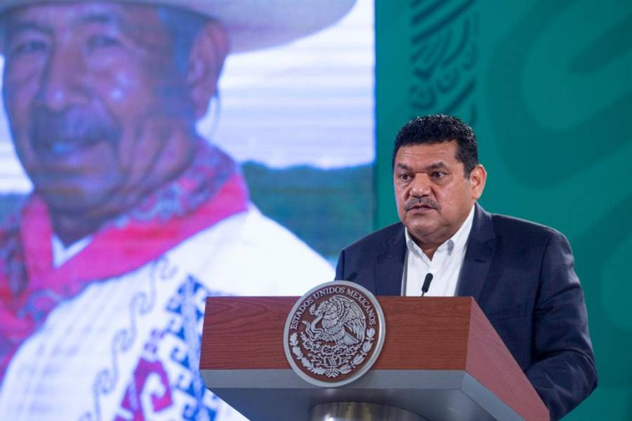 Servidores de la Nación no serán usados con fines electorales: Secretario de Bienestar
