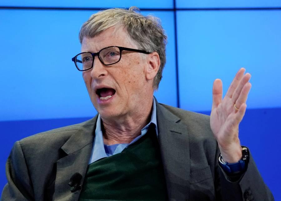 Bill Gates pide que países pobres accedan a vacunas de COVID-19 de forma gratuita