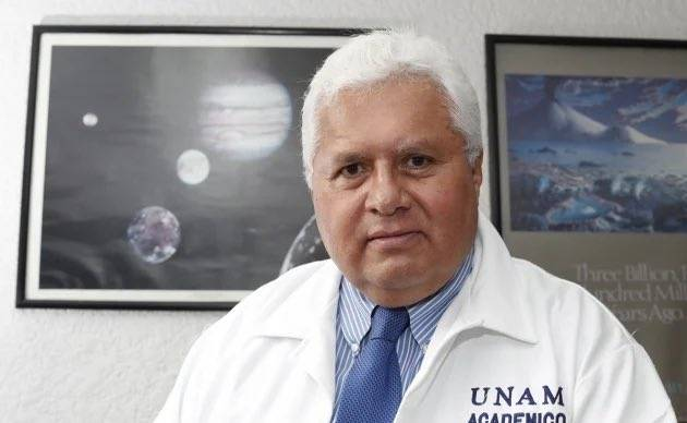 Fallece científico mexicano, colaborador de la NASA, Rafael Navarro