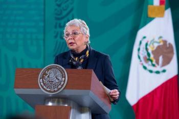 INEGI basa sus datos en RENAPO y actas de defunción: Sánchez Cordero