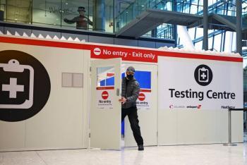 Entran en vigor test y  cuarentena en EU para viajeros