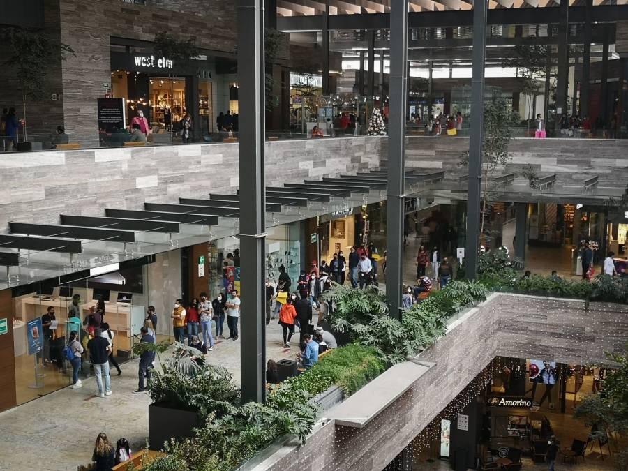 Reapertura de centros comerciales en la CDMX se pospone una semana