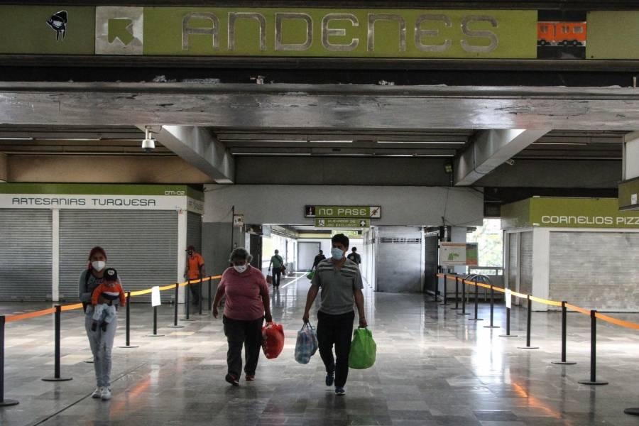 Restablecimiento de la Línea 3 del Metro, presenta avance del 85%