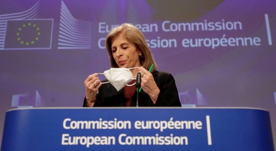 UE crea organismo para  bloquear exportación de vacunas