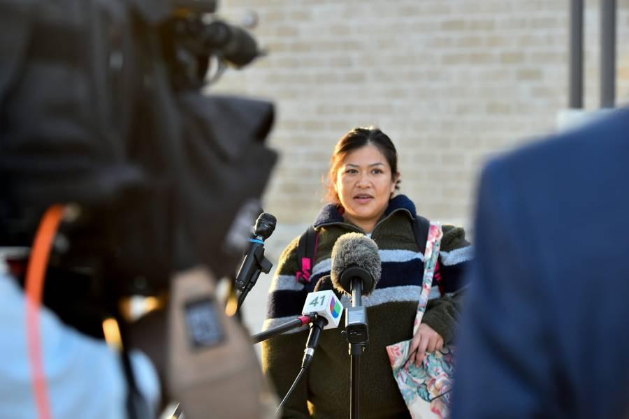 Mujer mexicana fue liberada de prisión en EEUU después de 18 años