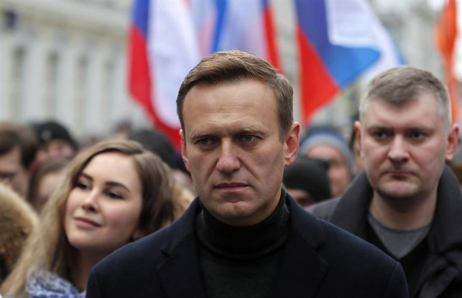 Video de Navalny sobre