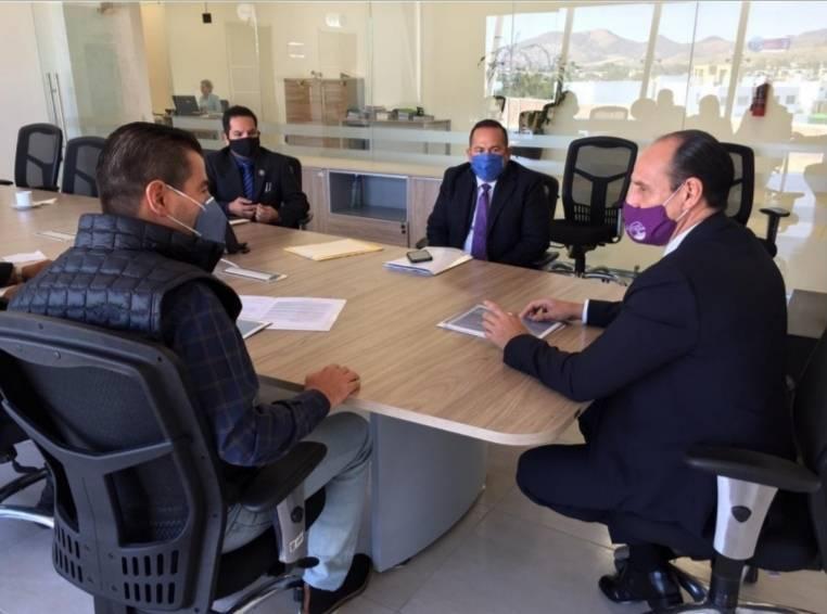 Seguridad Pública e Instituto Electoral de Guanajuato, dialogan sobre las elecciones