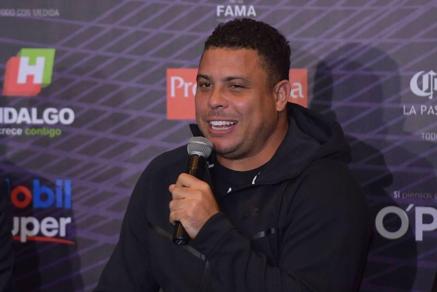 Ronaldo asegura que Santiago Solari tendrá éxito en el América
