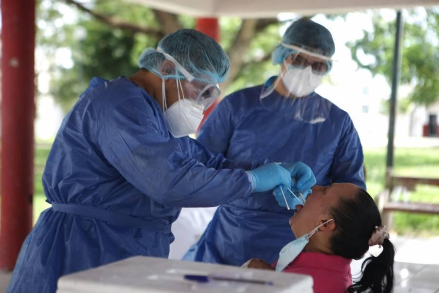 En Xochimilco, harán gratis pruebas de Covid exclusivamente a embarazadas