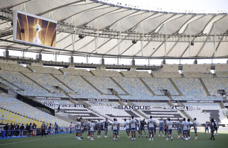 Policía de Río refuerza seguridad para final de la Libertadores entre Santos y Palmeiras