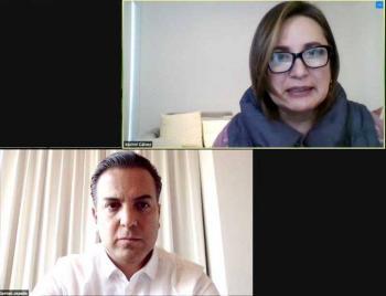 GPPAN se reúne con Alejandro Gertz Manero, fiscal General de la República