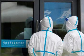 OMS visita hospital de Wuhan que trató primeros casos de COVID-19