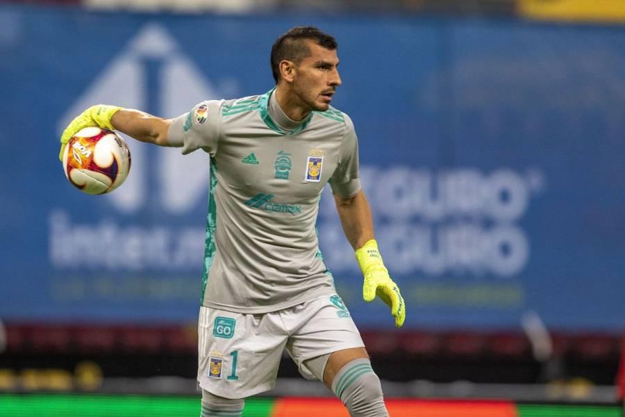 """""""En el Mundial de Clubes venimos a representar a Tigres, a nadie más"""": Nahuel Guzmán"""