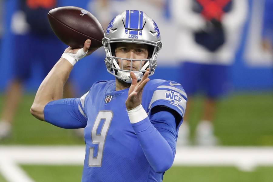 Lions y Rams intercambiarán a Matthew Stafford y Jared Goff en la NFL