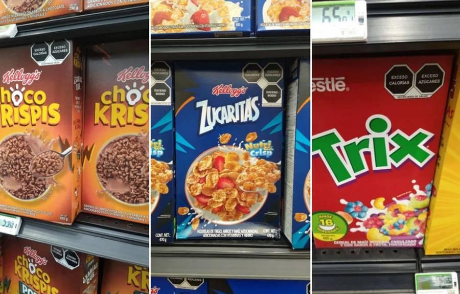 En proceso de eliminación personajes en productos, por norma de etiquetado