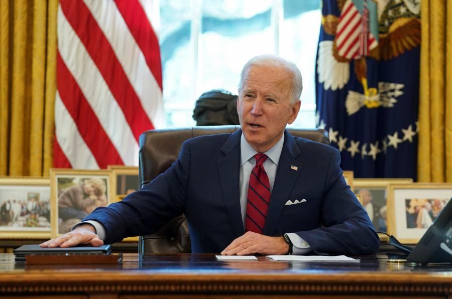Biden advierte que habrá sanciones a Myanmar por golpe de Estado