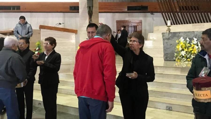 Modifica iglesia católica ceremonia de miércoles de ceniza
