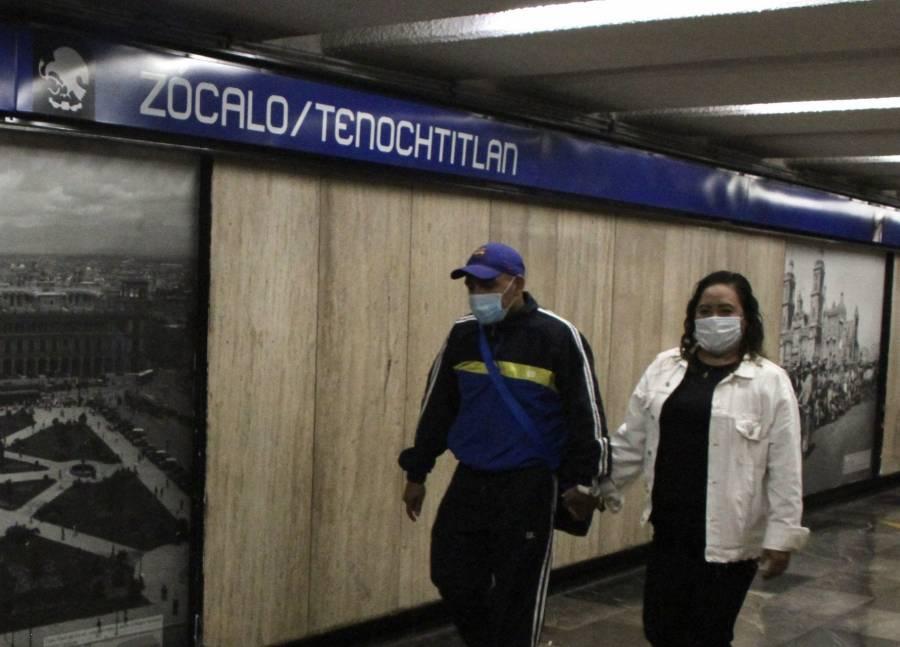 Línea 2 del Metro reanudará servicio la próxima semana: Sheinbaum
