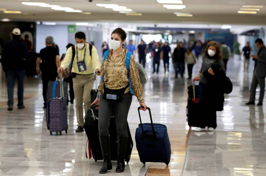 Sectur: México perdería casi 800 mdd  en turismo por suspensión de vuelos