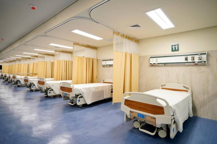 En Hidalgo, IMSS habilitará 67 camas adicionales para pacientes Covid
