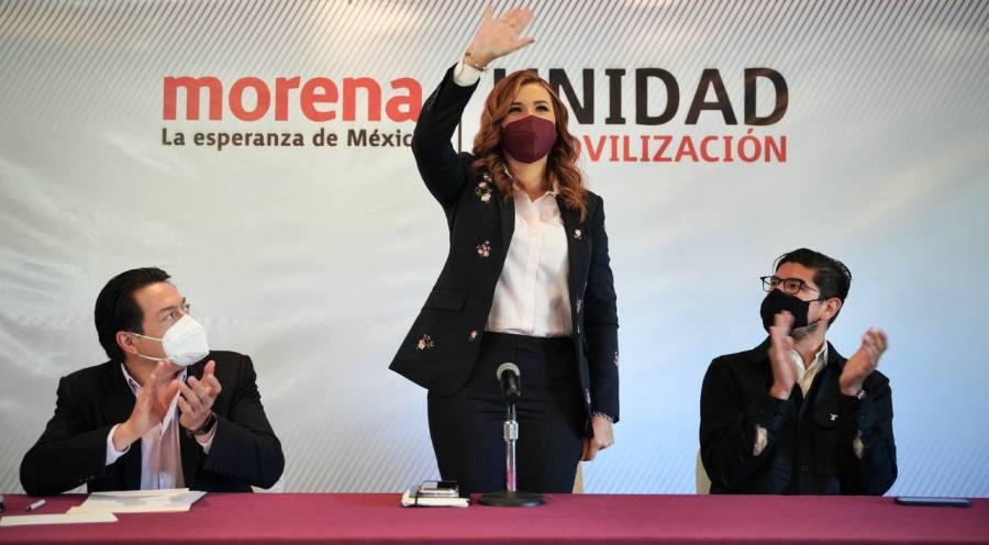 Ratifican candidatura de Félix Salgado