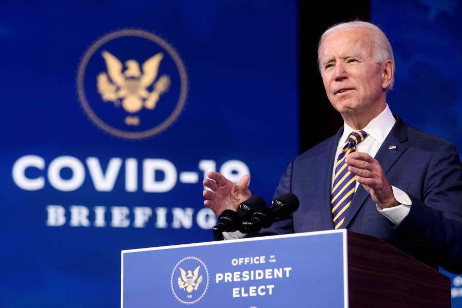 Biden se habría negado ayudar a AMLO para adquirir más vacunas contra COVID-19