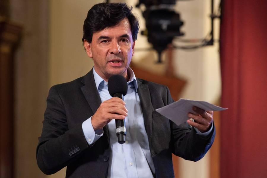 Gobierno federal respetará el proceso electoral: Jesús Ramírez Cuevas